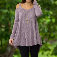 Something Special Tunic Top-Burgundy – Simply Dixie Boutique