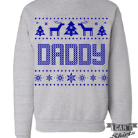Daddy Ugly Christmas Sweater