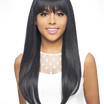 HARLEM 125 KIMA WIG (SYNTHETIC HAIR WIG)-NATURAL TEXTURE- KW300
