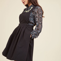 Jumper Right In | Mod Retro Vintage Skirts | ModCloth.com