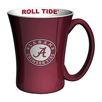 NCAA Alabama Crimson Tide Victory Mug, 14-ounce, Red