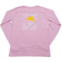 Women's L/S : The Salty Dog T-Shirt Factory