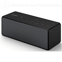 Sony SRS-X3KIT Wireless Portable Speaker with Case - Black