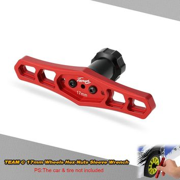 17mm Wheels Hex Nuts Sleeve Wrench Tool for 1/10 HSP HPI RC Car