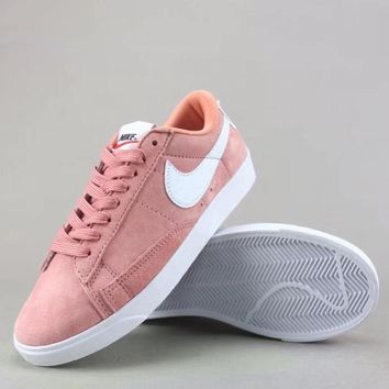 Wmns Nike Blazer Low Le Fashion Casual Low-Top Old Skool Shoes