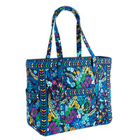 Get Carried Away In Midnight Blues By Vera Bradley 11024-136