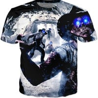 Call Of Duty Zombie Shirt