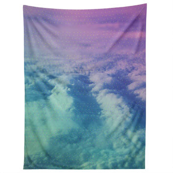 Leah Flores Head in the Clouds Tapestry