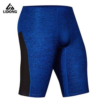 Men Running Shorts GYM Clothing Compression Tights Short Sports Football Basketball Cycling Soccer Shorts Joggers short Leggings