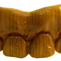 Wooden Teeth