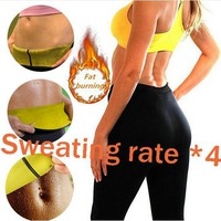 Neoprene Hot Shapers Body Shaper Pants