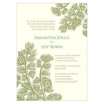 Evergreen Invitation Berry (Pack of 1)