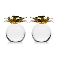 Pineapple C/H Pair - Gold Acce
