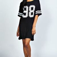 Donna 98 T Shirt Dress