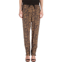 Sea Leopard Trousers at Barneys New York at Barneys.com