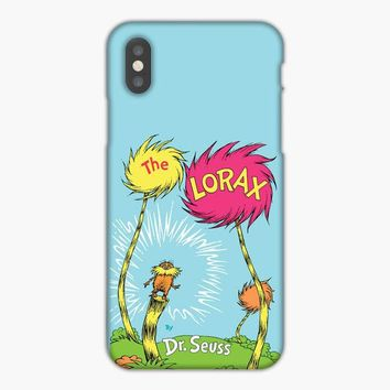 Dr Seuss The Lorax iPhone XS Max Case