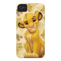 Simba iPhone 4 Covers from Zazzle.com