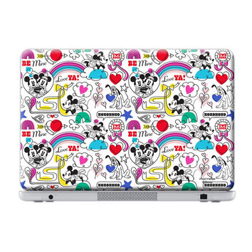 Mickey Mouse & Minnie Mouse - Skin for Lenovo Thinkpad X240