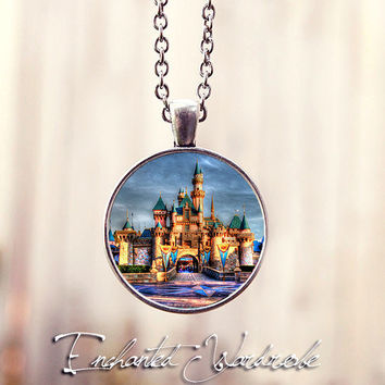 Disneyland Necklace
