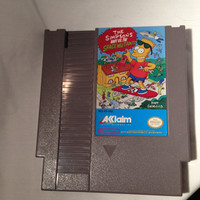 The Simpson's - Bart vs. The Space Mutants - NES Game - Original Nintendo