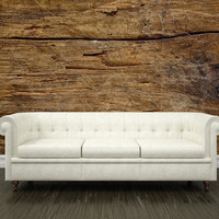 Old wood texture Wall Mural | Eazywallz