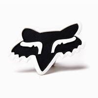 Fox Racing FOX HEAD TRAILER HITCH COVER - Motocross - FoxRacing.com