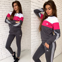 Adidas  Winter Hot Sale Sports Set Sportswear Set [9313880455]