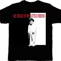Herve Villechaize Say Hello To My Little Friend T-shirt - Herve Villechaize - | TV Store Online