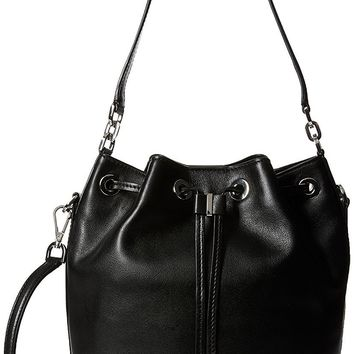 MICHAEL Michael Kors Women's Dottie Large Bucket Bag Black