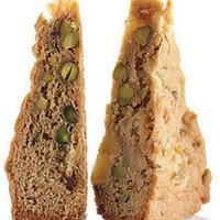 Pear, Pistachio, and Ginger Blondies - Martha Stewart Recipes