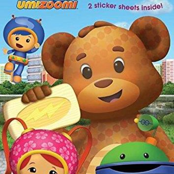 Super Soap Team Umizoomi. Step into Reading STK