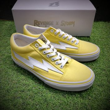 Best Online Sale Revenge X Storm Pop up Store Yellow Sneaker Casual Shoes