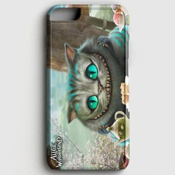 Alice In Wonderland Cat Disney iPhone 6 Plus/6S Plus Case | casescraft