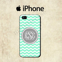 Mint Chevron iPhone 4 Case  iPhone 5 Case  iPhone by mylittlecase