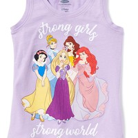 Disney© Princess Tank for Toddler Girls | Old Navy