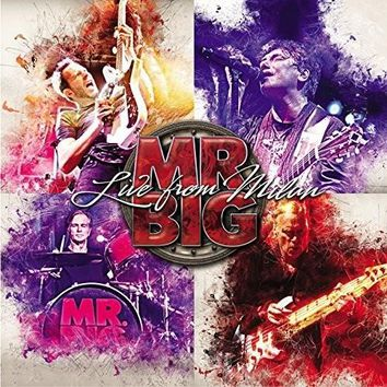 Live From Milan - Mr. Big, CD