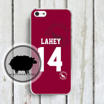 Teen Wolf Isaac LAHEY lacrosse jersey iPhone 4 by blacksheepcase