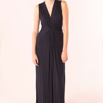 Easy To Love Maxi in Black