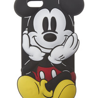 Mickey Mouse™ Rubber iPhone 5 Case | Wet Seal