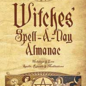 2018 Witch's Spell-A-Day Almanac