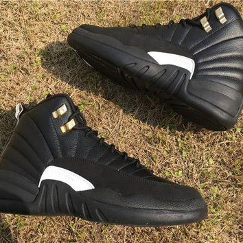 DCCK AIR JORDAN 12 RETRO 'The Master'Basketball shoes