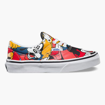 Vans Disney Mickey & Friends Era Boys Shoes Multi  In Sizes