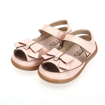 Leather Korean Children Lovely Princess Shoes [4918309252]