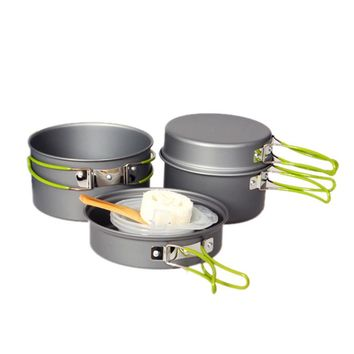 Kitchen Dining Bar Outdoor Camping Hiking Cookware