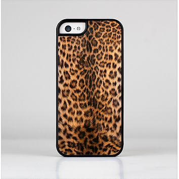 The Mirrored Leopard Hide Skin-Sert Case for the Apple iPhone 5c