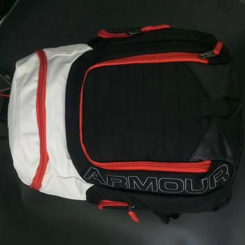 Under Armor backpack sports bag large capacity men and women computer bag