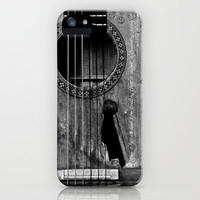 Country Music iPhone Case by Upperleft Studios
