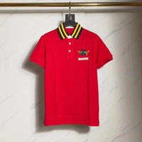 NEW 100% Authentic 2018ss Gucci Polo Shirt d025