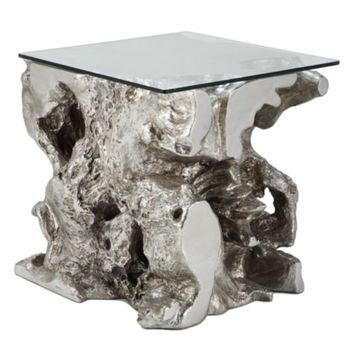 Sequoia End Table | Live In Color Dining1 | Dining Room Inspiration | Inspiration | Z Gallerie