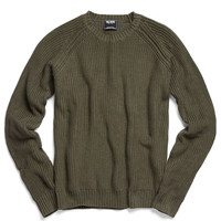 Weekend Sweater in Olive